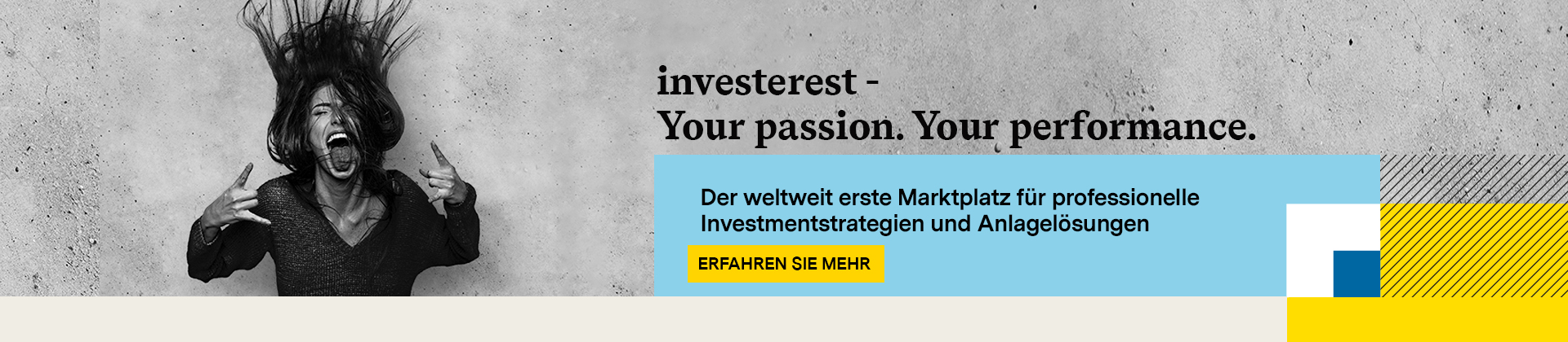 investerest - Your passion. Your performance
