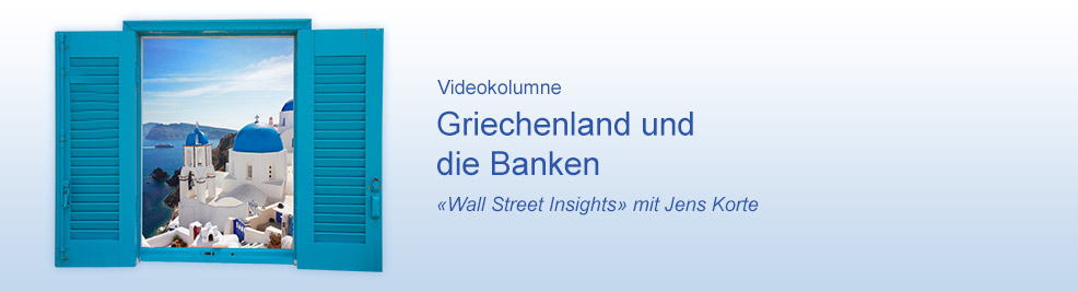 Wall Street Insights mit Jens Korte