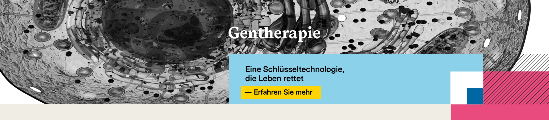 Gentherapie