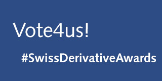 Swiss Derivative Awards '16: Ihre Stimme zählt!