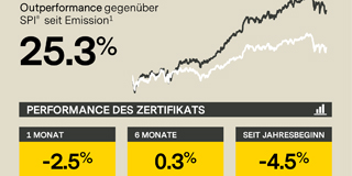 Infografik – Vontobel Swiss Research Basket März 2018