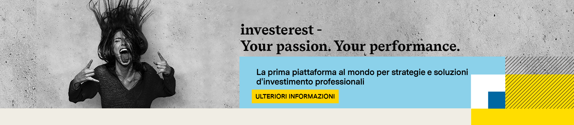 investerest - Your passion. Your performance.