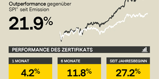 Infografik – Swiss Research Basket September 2017